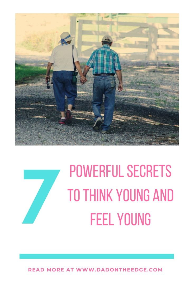 Think Young Feel Young