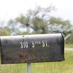 get a new mailbox