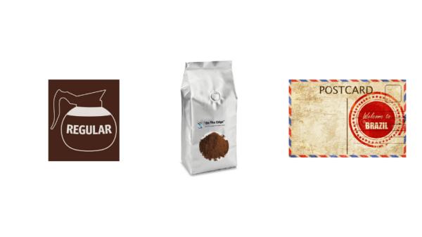Ground Bean Reg 1 bag