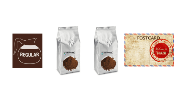 ground Bean Reg 2 bags