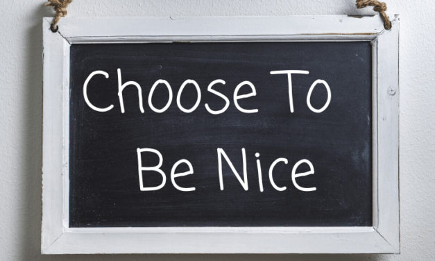 10 Ways To Be Nice In Life