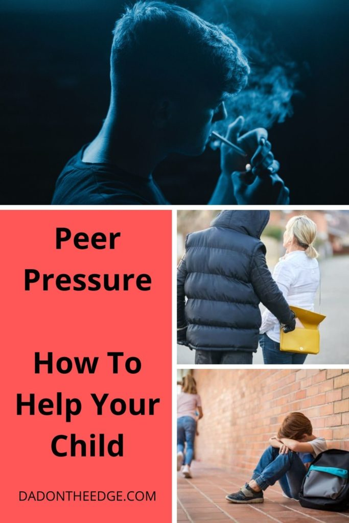 Peer Pressure_ How To Help Your Child