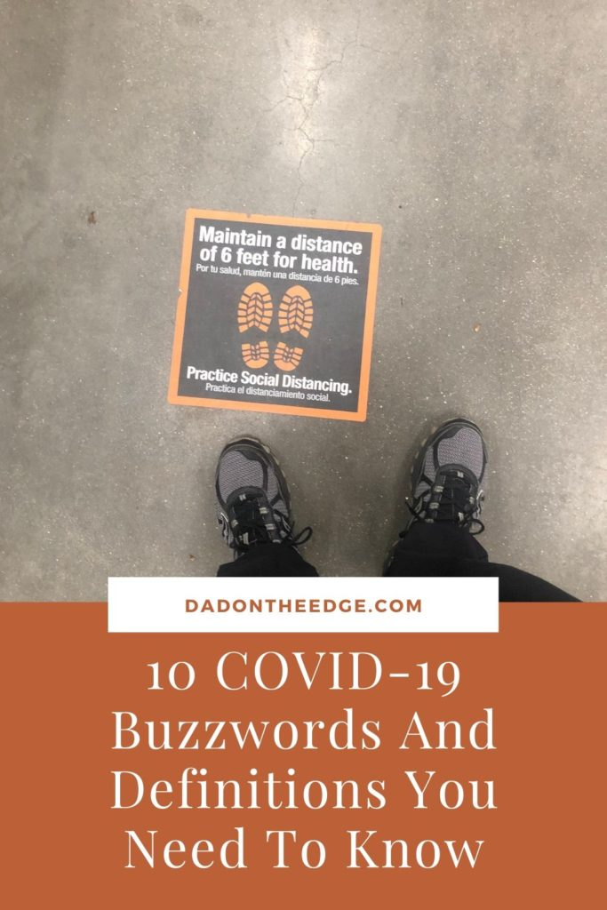 10 COVID-19 Buzzwords And Definitions You Need To Know