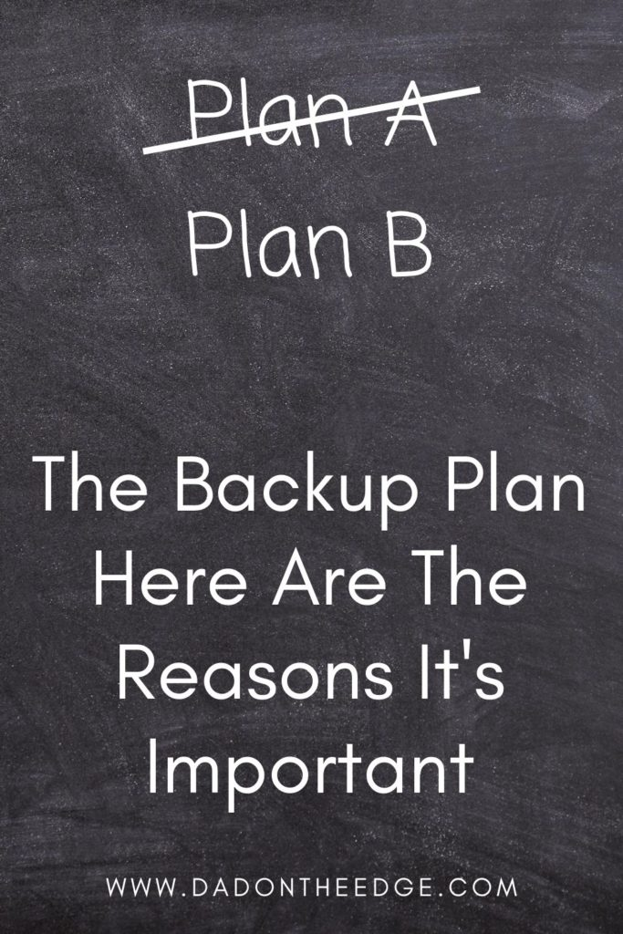The Backup Plan Here Are The Reasons It's Important