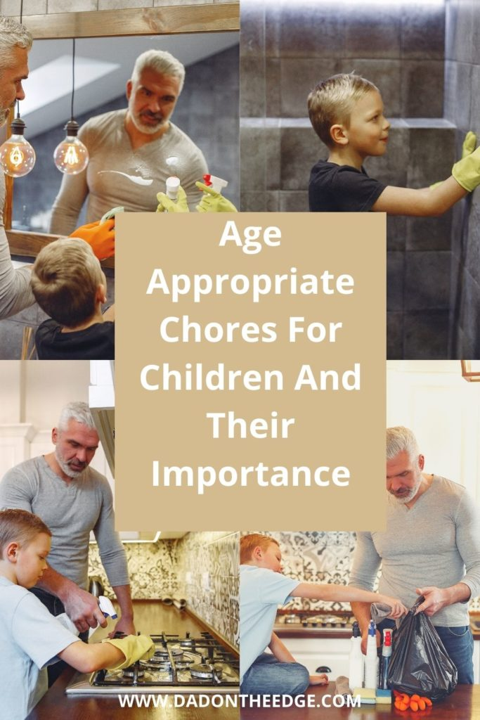 Age Appropriate Chores For Children And Their Importance